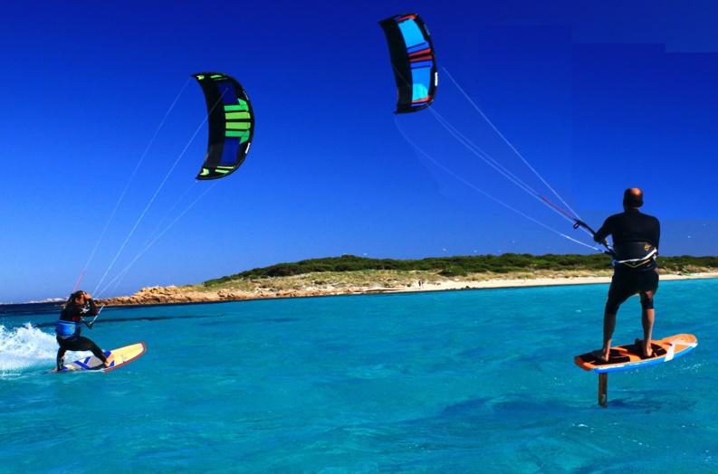 Corsica Kiteboarding, première école de kitesurf en Corse