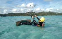 Corsica Kiteboarding, école de kitesurf en Corse