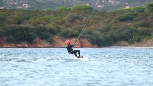 Nouvelle Video Corsica Kiteboarding